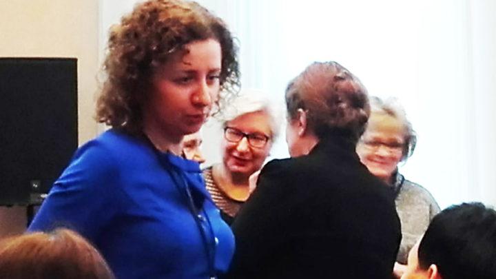 Кафедра начального образования АСОУ Московской области на семинаре по начальной школе