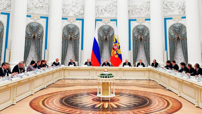 Состоялись заседание Совета при Президенте по русскому языку и II съезд Общества русской словесности