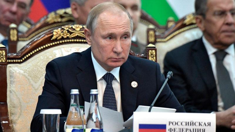 Владимир Путин внес изменения в Федеральный закон «Об образовании в РФ»